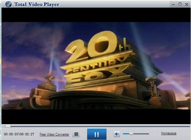 Freeware avi movie player